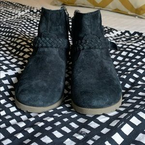 Teva Shoes - Suede ankle boots size 8